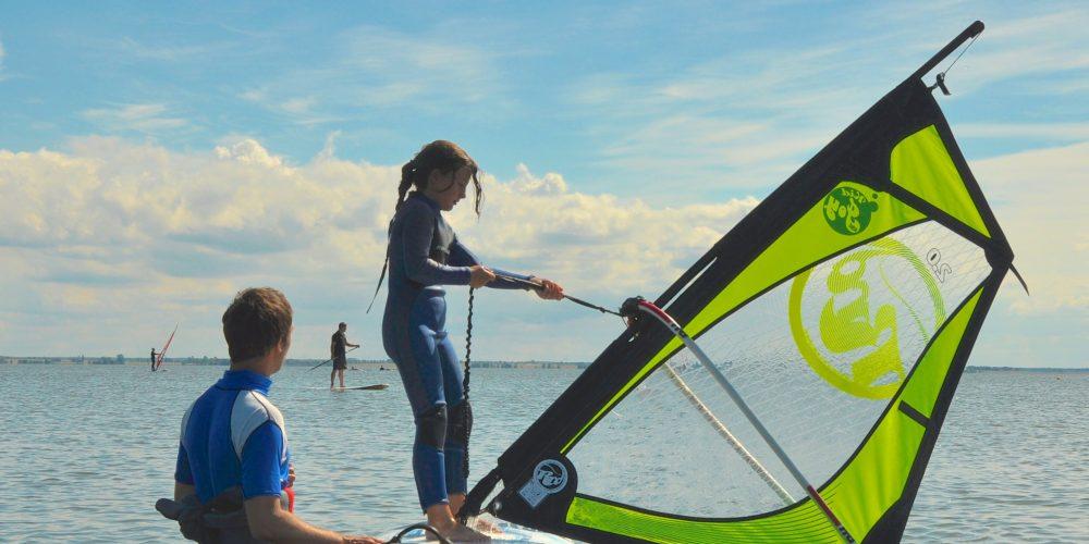 Kinder Windsurfkurs