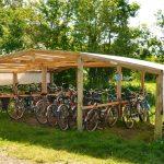 Fahrradverleih Campingplatz Born