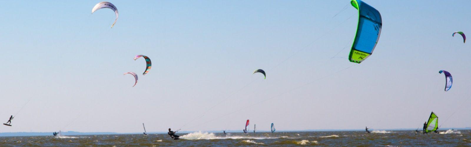 Kitesurfrevier