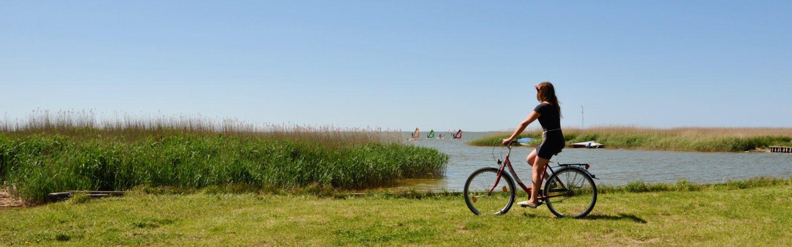 Fahrradfahren auf dem Darß