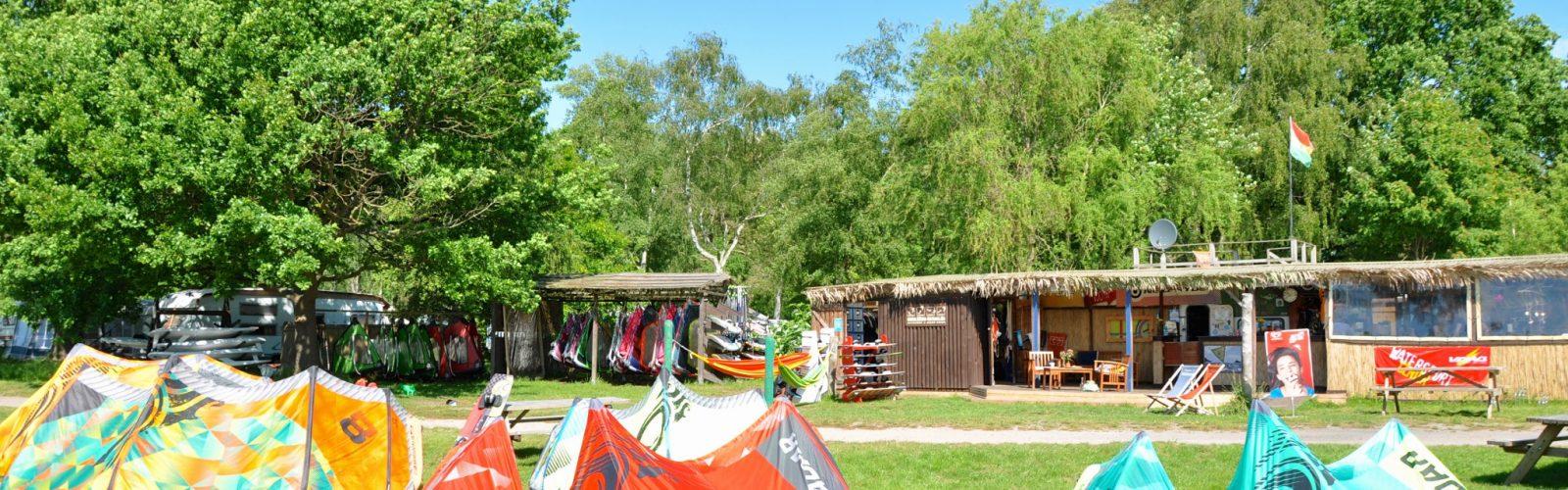 Kitesurfcenter in Born a. Darß